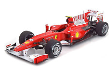 1:18 Ferrari F10 Alonso Bahrain 2010 1/18 • HOT WHEELS T6257