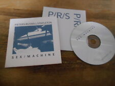 CD Indie Pieters/Russell/Stapleton - Sex/Machine (6 Song) METONYMIC