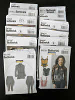 Sewing Pattern Lot of 12 Butterick Making History Historical Costume 14-22 New