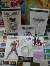 Sony PSP:Final Fantasy IV - The Complete Collection [TOP RPG] COMPLET - Fr