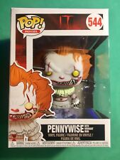 Funko pop It Pennywise with Wrought Iron