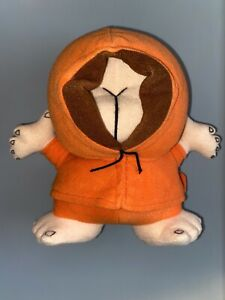 South Park Ass Face Kenny Plush Doll Butt Missing Milk Carton Figure Toy 2002