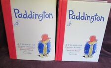 Paddington: A Treasury. Michael BOND Peggy Fortnum 2001 HbDj  35 Stories in MELB