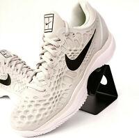 Nike Tennis Zoom Cage 3 Clay Tennisschuh Damen Herren Grau Gr 40,5 918192-071