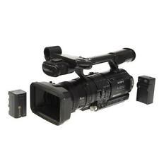 Sony Hvr-Z1U Hdv 3Ccd 1080i Hd Ntsc/Pal Professional Camcorder - 3800H #1270663