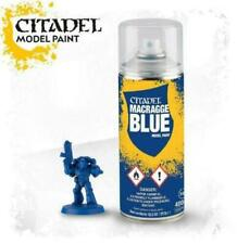 Games Workshop: Citadel Spray Paint Macragge Blue GAW 62-16