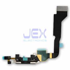 Black Charging Port/dock Mic/Microphone Flex Cable for Iphone 4/4G CDMA Verizon