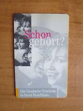 selteneTelefonkarte, Telekom, 12 DM