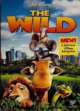 Walt Disney The Wild DVD 2006 BRAND NEW FACTORY SEALED