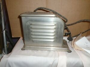 RARE TOASTMASTER 1-A-1 TOASTER, FIRST ELECTRIC POP UP TOASTER 1920's