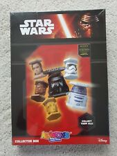STAR WARS  ABATONS  Disney   Collector Box Sammelalbum   Panini    NEU / OVP