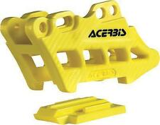 ACERBIS CHAIN GUIDE BLOCK 2.0 (YELLOW) Fits: Suzuki RM-Z250,RM-Z450,RM250,RM125