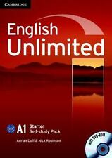 English Unlimited by Adrian Doff and Nick Robinson (2010, Paperback / Mixed...
