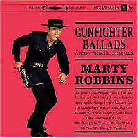 Robbins, Marty - Gunfighter Ballads And Trail Songs NEW CD