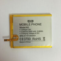 Original Replacement Battery M2 For Elephone M2 2600mAh 9.88Wh 3.8V