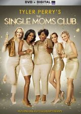 Tyler Perry's SINGLE MOM'S CLUB  -  DVD - REGION 1 - Sealed