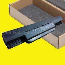 9 Cell 7800mA Battery for ASUS K43J K43S K43U K53B K53E K53F K53J K53S K53T K53U