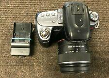 Sony Alpha DSLR-A550 Digital SLR CAMERA w/ sony sal1855 lens, Battery, Charger