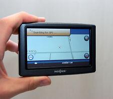 "Insignia Ns-Nav01 Car Portable Gps Navigator 4.3"" Lcd text-to-speech nsnav01 -A-"