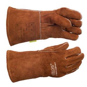 Weldas MAG Handschuh 10-2392 Größen S - XXL MAG Handschuhe Schweißerhandschuh