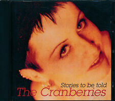 The Cranberries Storeis To Be Told CD RARE made in Italy