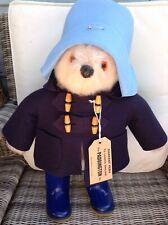 "Early Gabrielle Paddington Bear ""Little Boy Blue"""