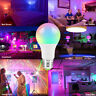 RGB Wireless Dimmable Smart WiFi LED Light Bulb for Amazon Alexa Google J0nf