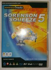 Sorenson Squeeze 5 Video Compression Software for Windows and Mac