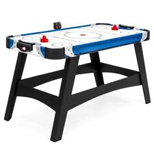 "54"" Air Powered Hockey Table with Puck, Paddles, & LED Score Board"