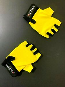 Cycling Gloves Half Finger Anti Skid silicone dotted Bicycle Gloves (1 Pair)