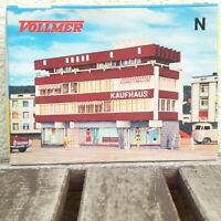 Vollmer 7726 Spur N Kaufhaus ungebauter Bausatz Epoche 3/6 unbenutzt in OVP