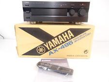 YAMAHA AX 496 Stereo Verstärker Amplifier + BA + FB OVP  2 x 200W Natural Sound