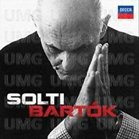 NEW Solti: Bartok [6 CD Box Set] (Audio CD)