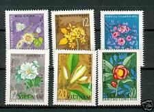FIORI SUBTROPICALI - FLOWERS VIETNAM NORD 1964 a