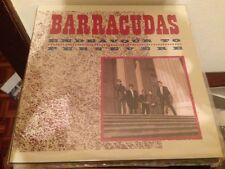 """BARRACUDAS - ENDEAVOUR TO PERSEVERE 12"""" LP SPAIN - POWER POP"""