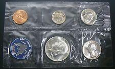 1965 SPECIAL MINT SET W/SILVER KENNEDY HALF DOLLAR COIN