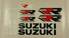 SUZUKI GSXR750F GSXR 750F FULL PAINTWORK DECAL KIT