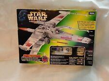 Star Wars TPOTF Luke Skywalker Red Five X-wing Fighter Kenner