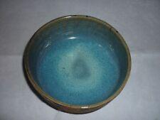 CYNTHIA MITCHELL Tasmania Gorgeous Medium Sized Bowl Australian Studio Pottery