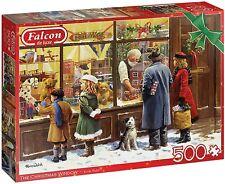 Falcon de luxe – The Christmas Window (500 pieces)