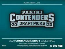 2020-21 Panini Contenders Draft Picks Basketball Blaster Box! Pre-sale!