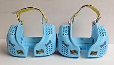 Euc Play Heel Wheels Roller Skates Shoe Attachments Paw Patrol w/working lights