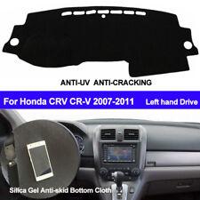 For Honda CRV CR-V 2007-2011 Dashboard Cover Dash Mat Dashmat Sun Car Non-Slip