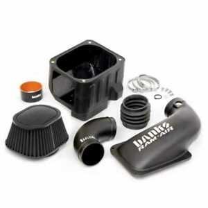 Ram-Air Intake System Dry Filter for 13-14 Chevy GMC 2500 3500 6.6L Duramax