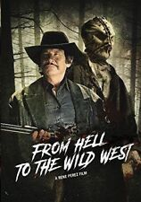 FROM HELL TO THE WILD WEST, DVD, 2017, SKU 4104