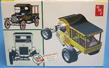 AMT 1/25 '25 Ford T Fruit Wagon (builds Two Complete Cars) Plastic Model Kit 869