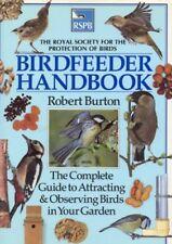 Birdfeeder Handbook By Robert Burton