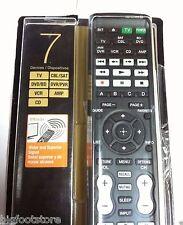 SONY AUTHENTIC  RM-VZ320 7 Device Universal Remote Control RMVZ320