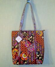 Vera Bradley - Tall Tote - Suzani & Safari Sunset Medley - Shoulder Bag