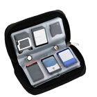 SDHC MMC CF Micro SD Memory Card Storage Carrying Bag Pouch Case Holder Wallet